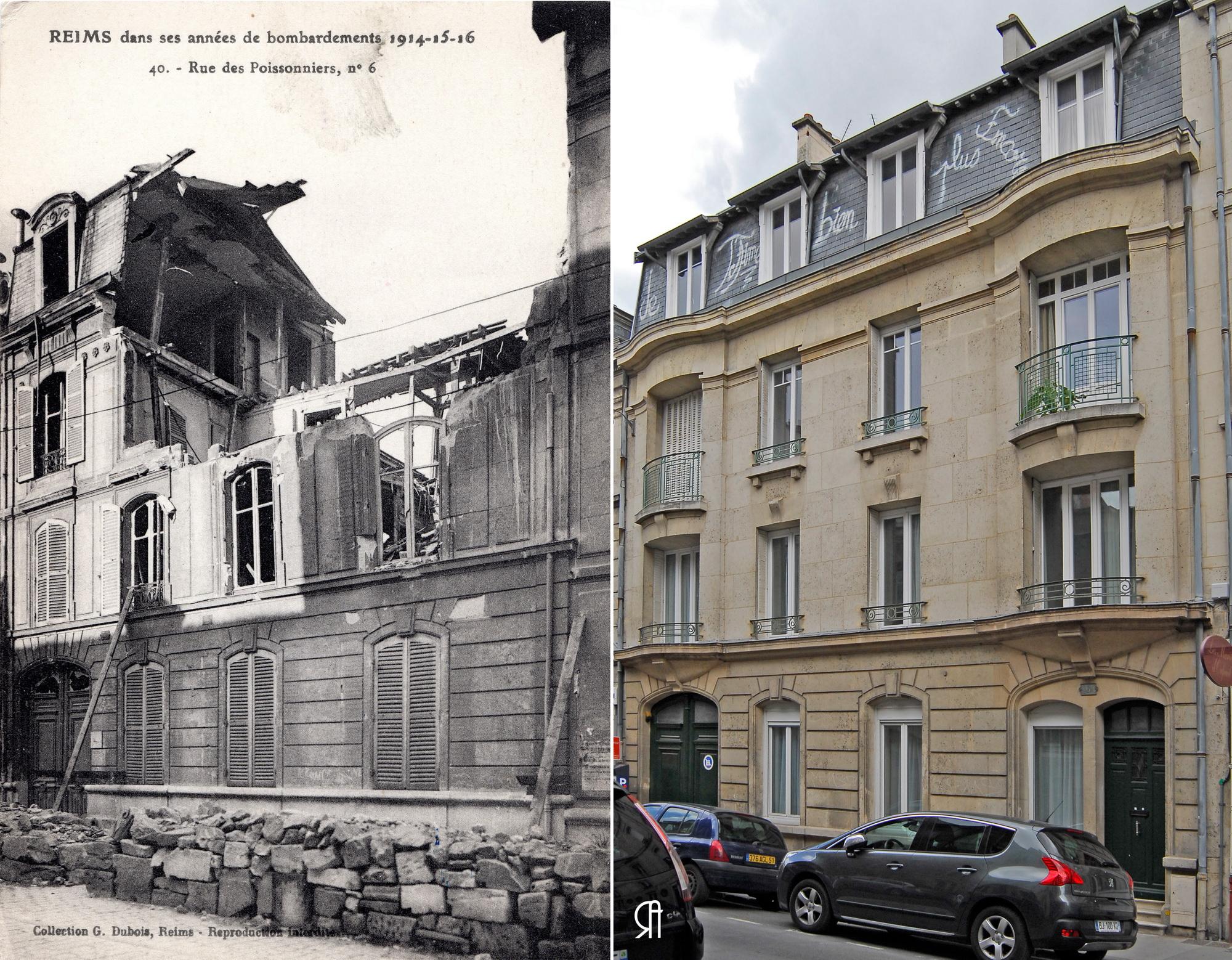 Maison du docteur Bettinger, 6 rue des Poissonniers