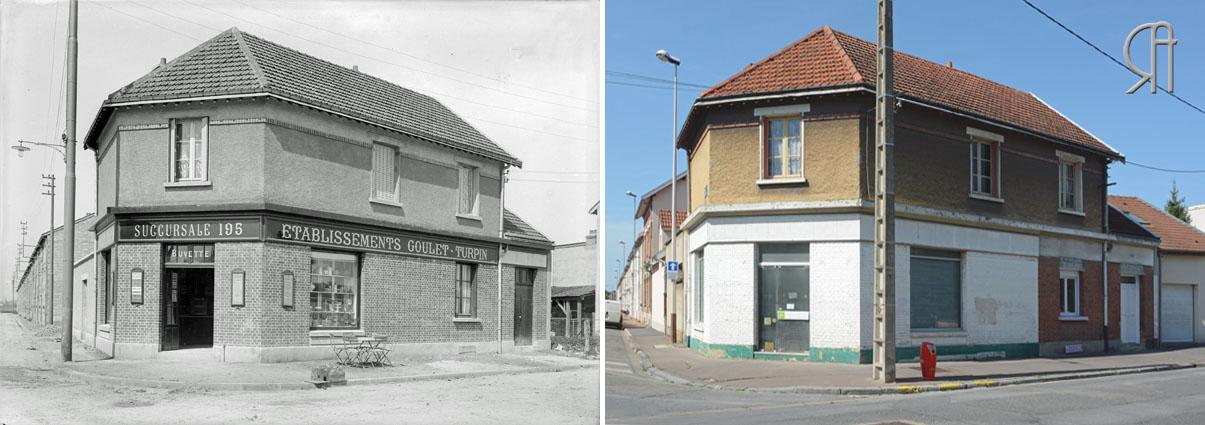 187 rue Paul-Vaillant-Couturier - Le Goulet-Turpin