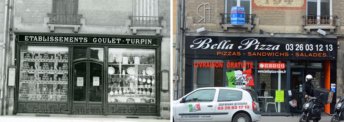 La Succursale 194 des Goulet-Turpin - Rue Gambetta
