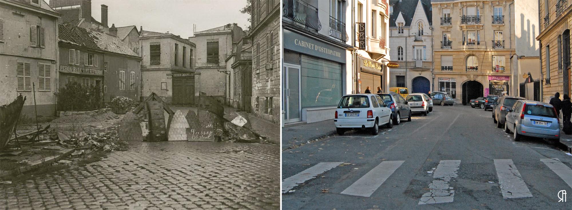 Rue de l'Ecu