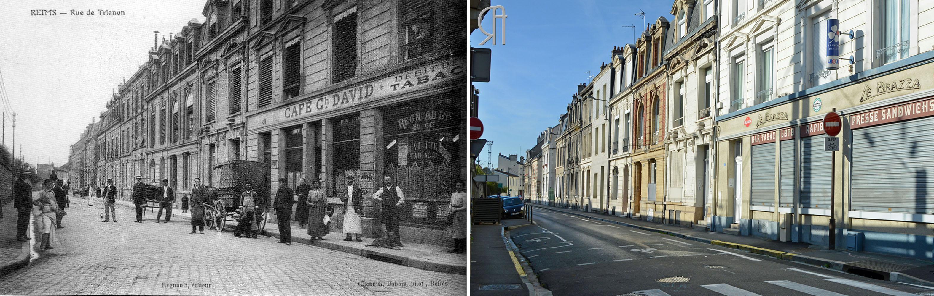 Rue de Trianon