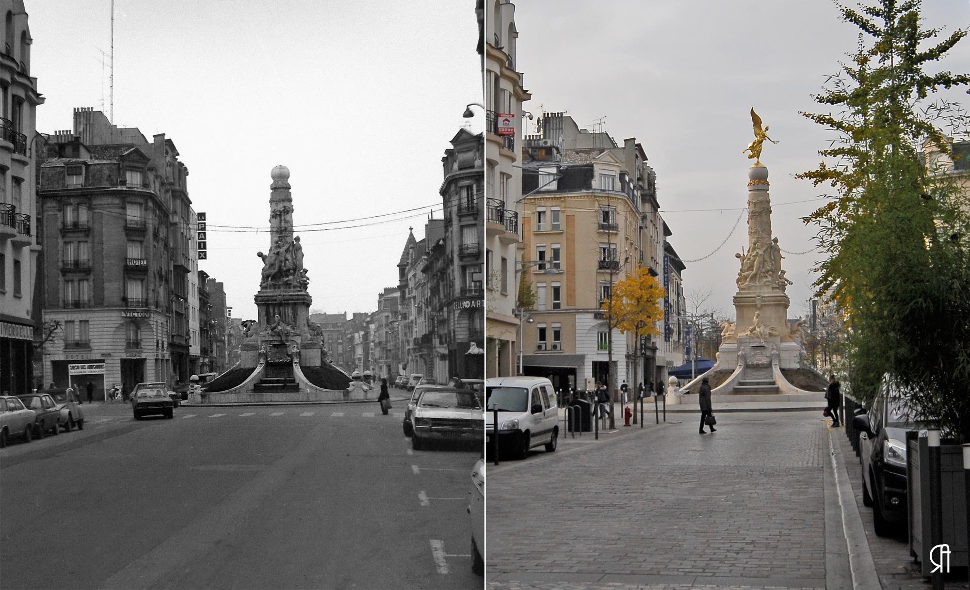 Rue de l'Etape, la fontaine Subé