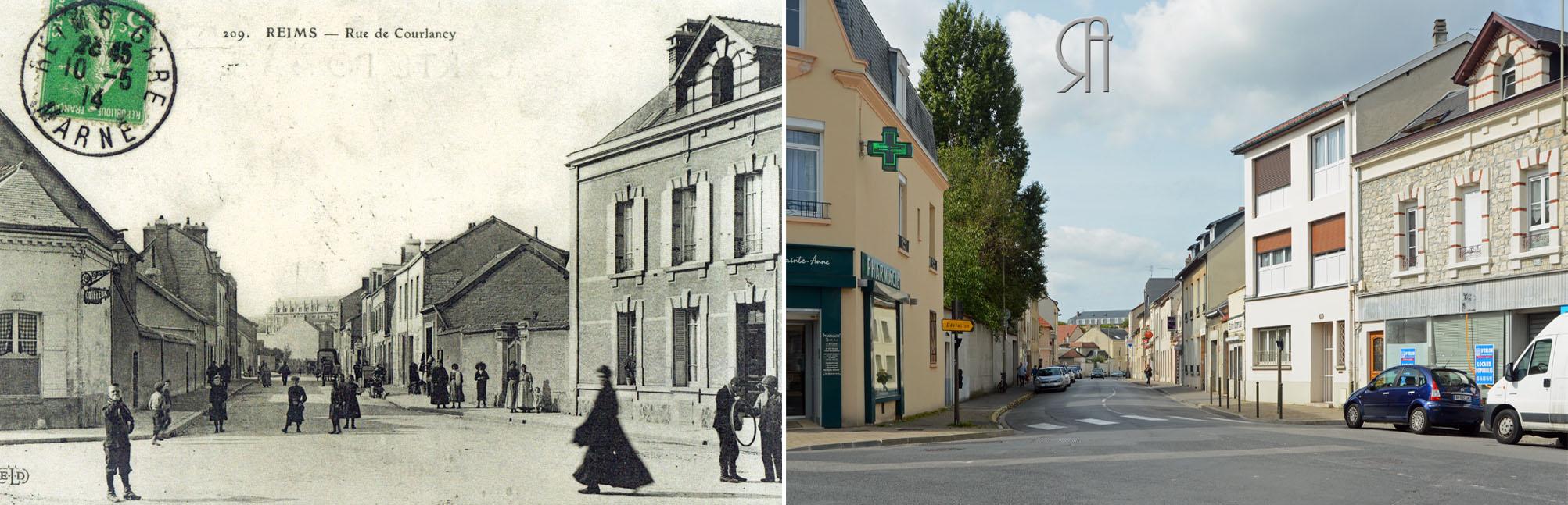 Rue de Courlancy