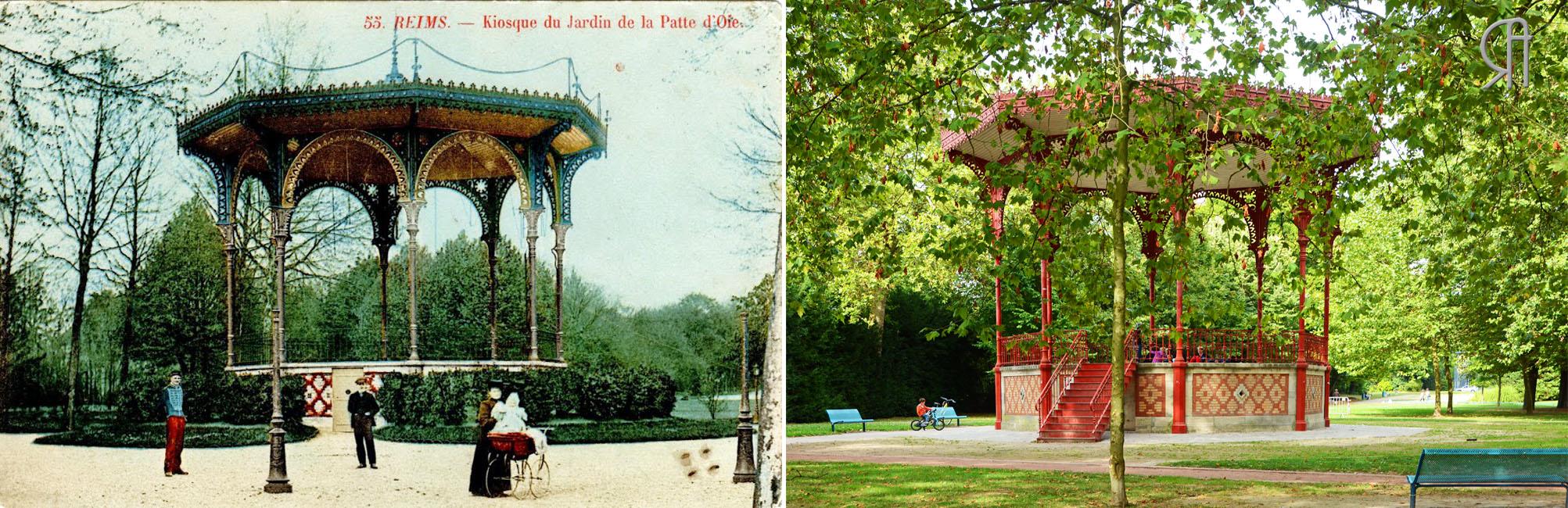 Le Kiosque du Parc de la Patte d'Oie