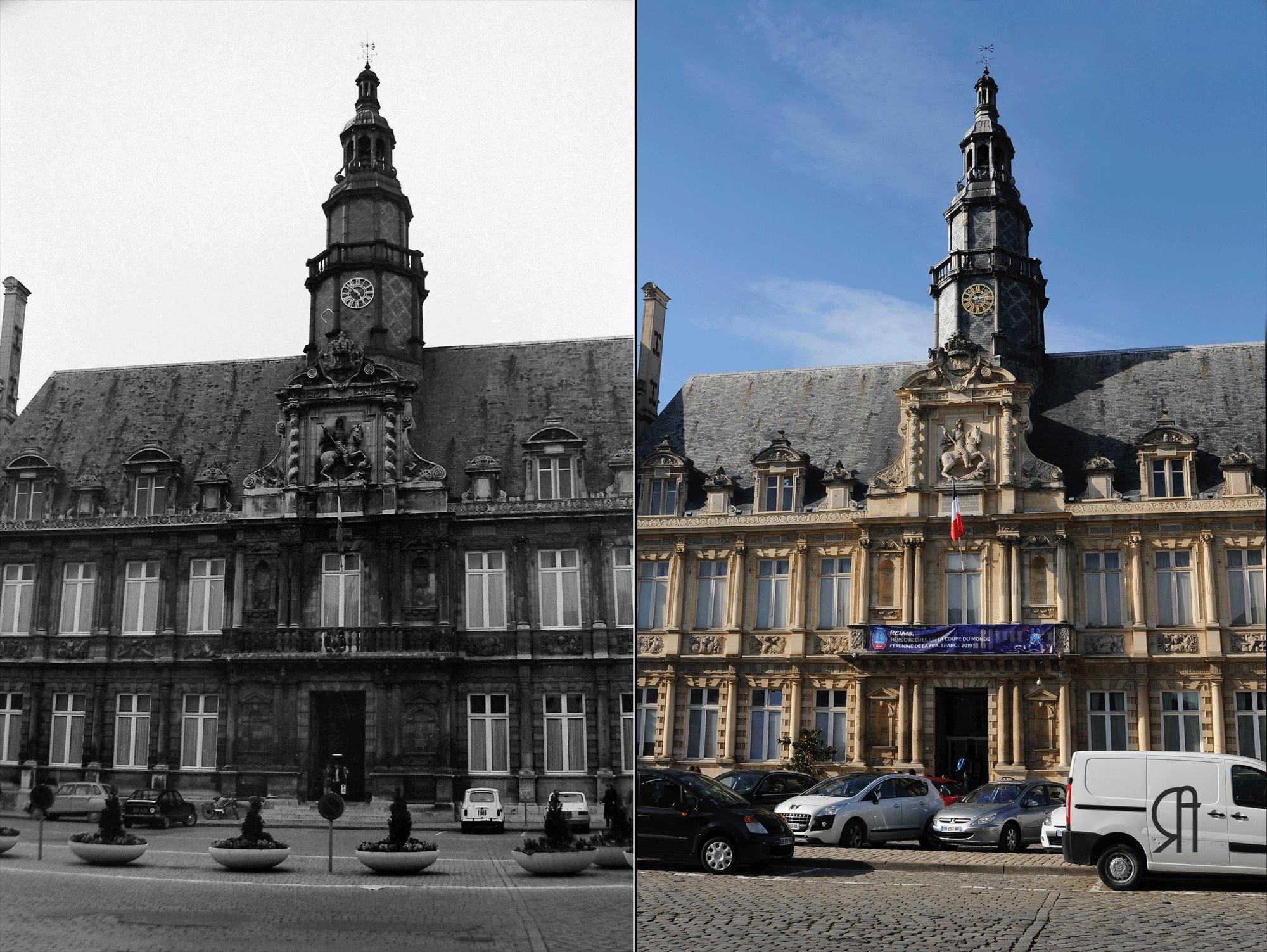 L'Hôtel de Ville 1977- 2017, 40 ans