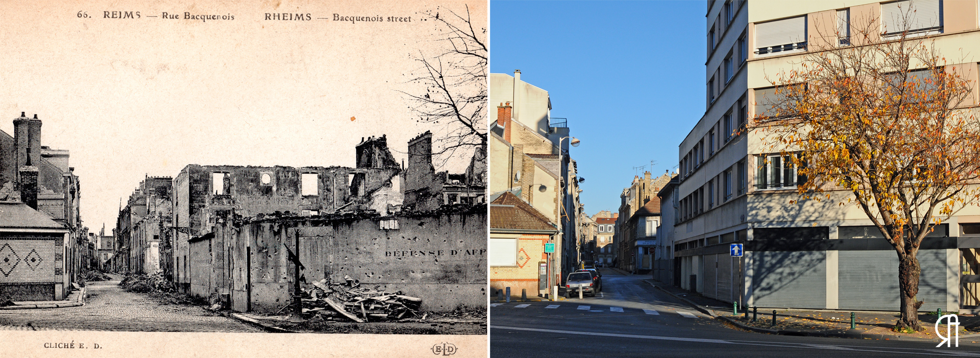 Rue Bacquenois