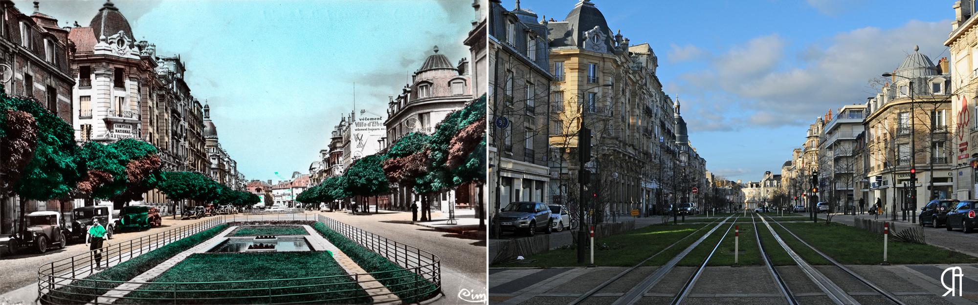 Cours Jean-Baptiste Langlet