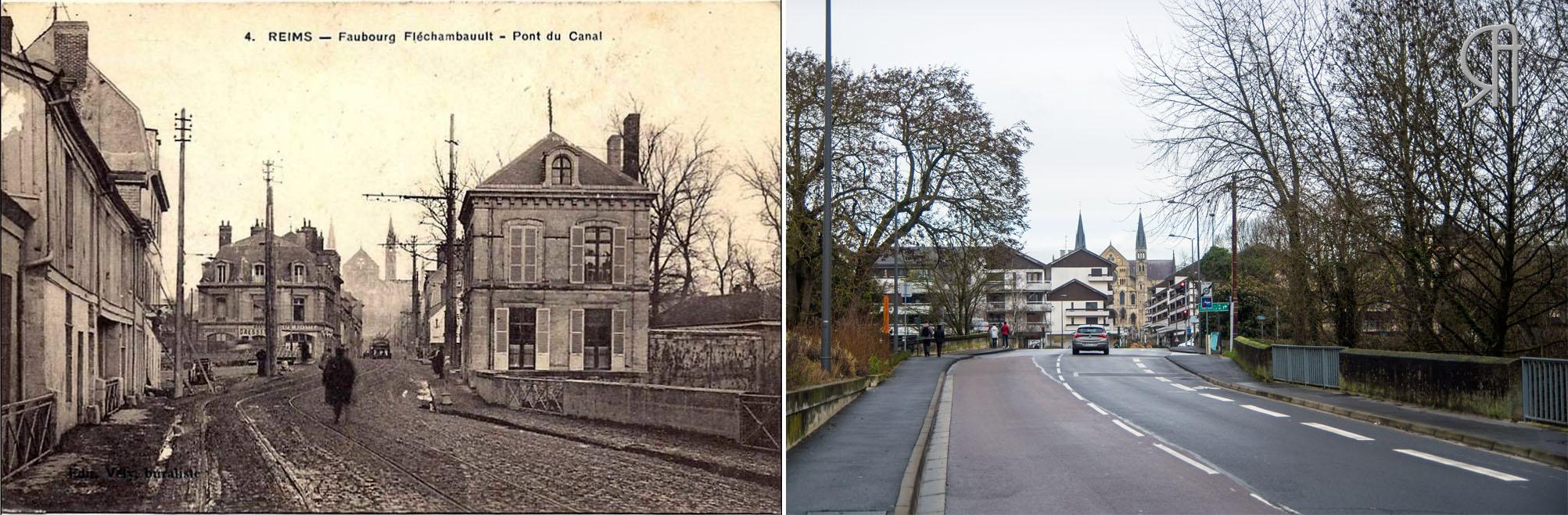 Le Faubourg Fléchambault
