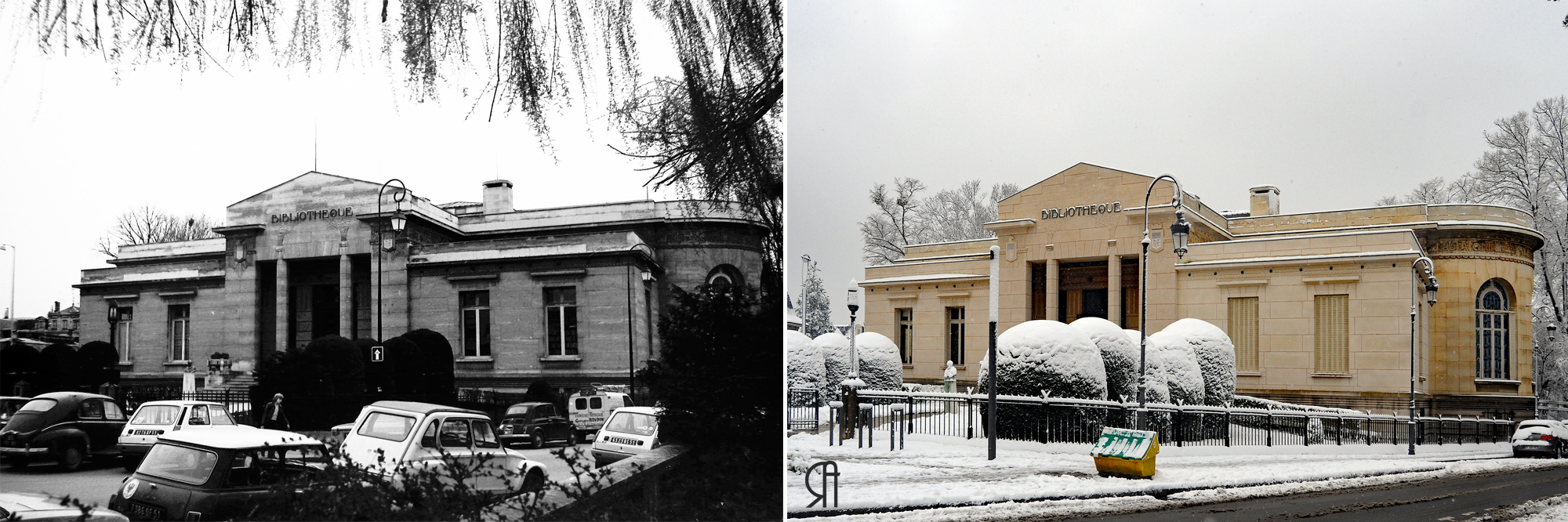 La bibliothèque Carnegie