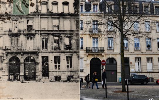Rue de la Tirelire