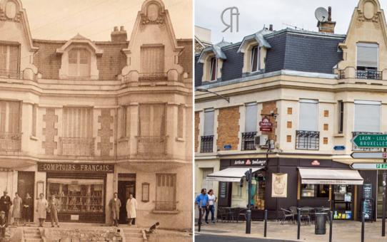 La boulangerie Brugnon-Pigny, place Stalingrad
