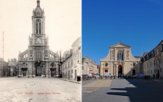 Église Saint-Maurice