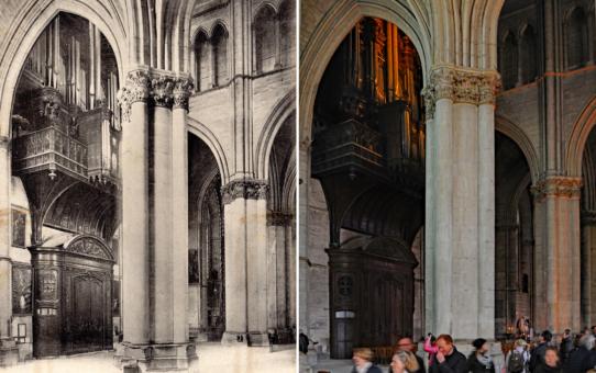Le grand orgue de la Cathédrale pour le 25 décembre