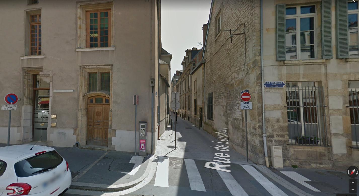 rue de Luxembourg