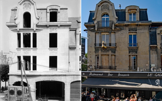 La Reconstruction, Le Gaulois