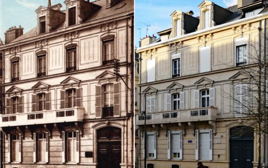 La Maison Quentinet, 20 rue Thiers