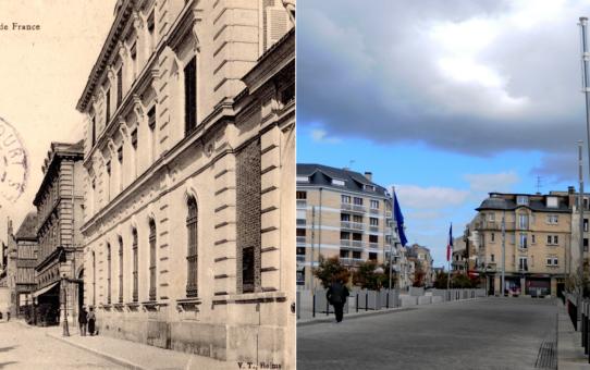 La banque de France et la Chambre des Notaires