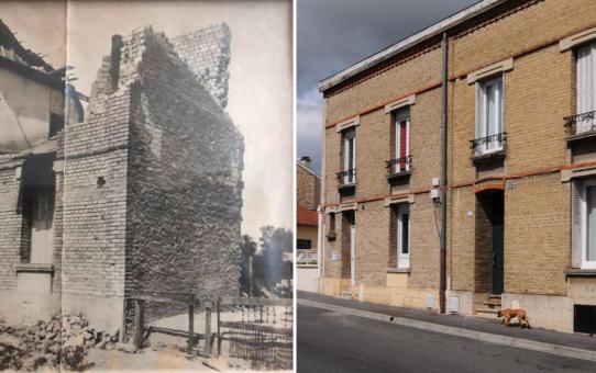 Rue de Villedommange